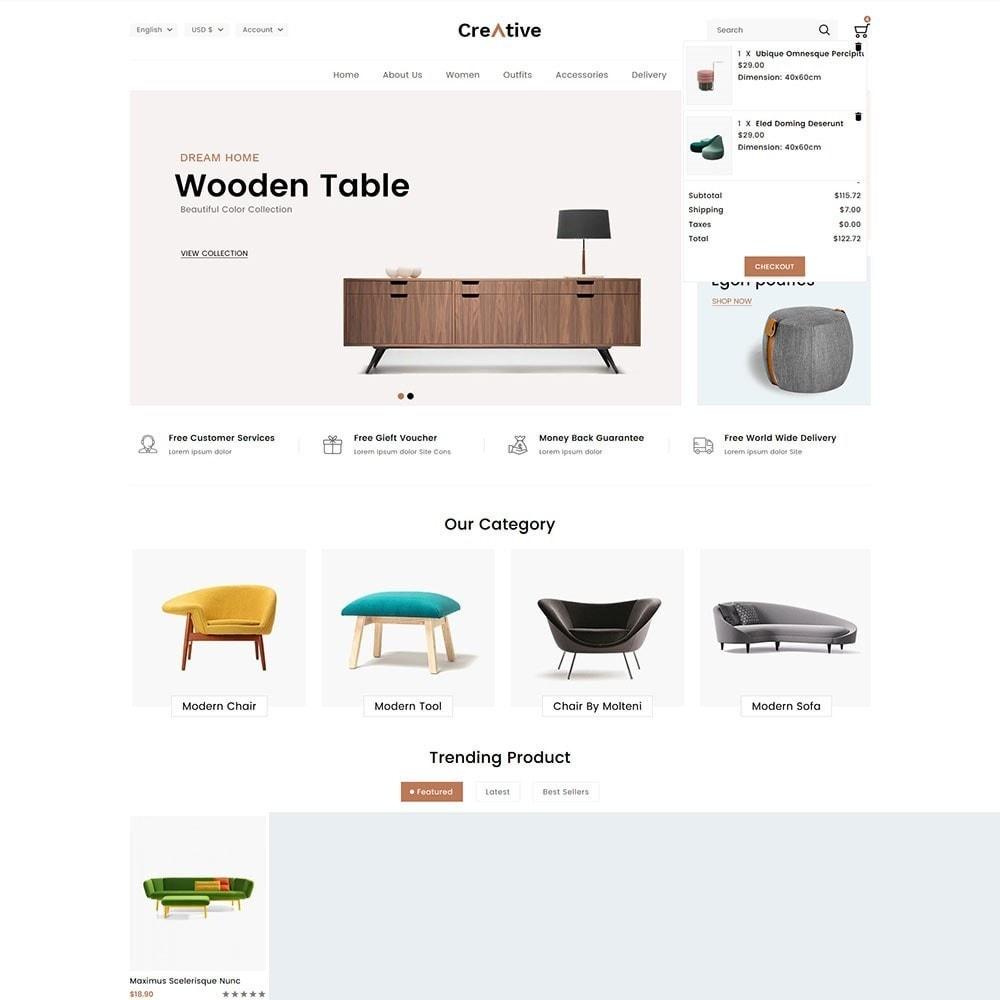 theme - Heim & Garten - Creative Wood Store - 3