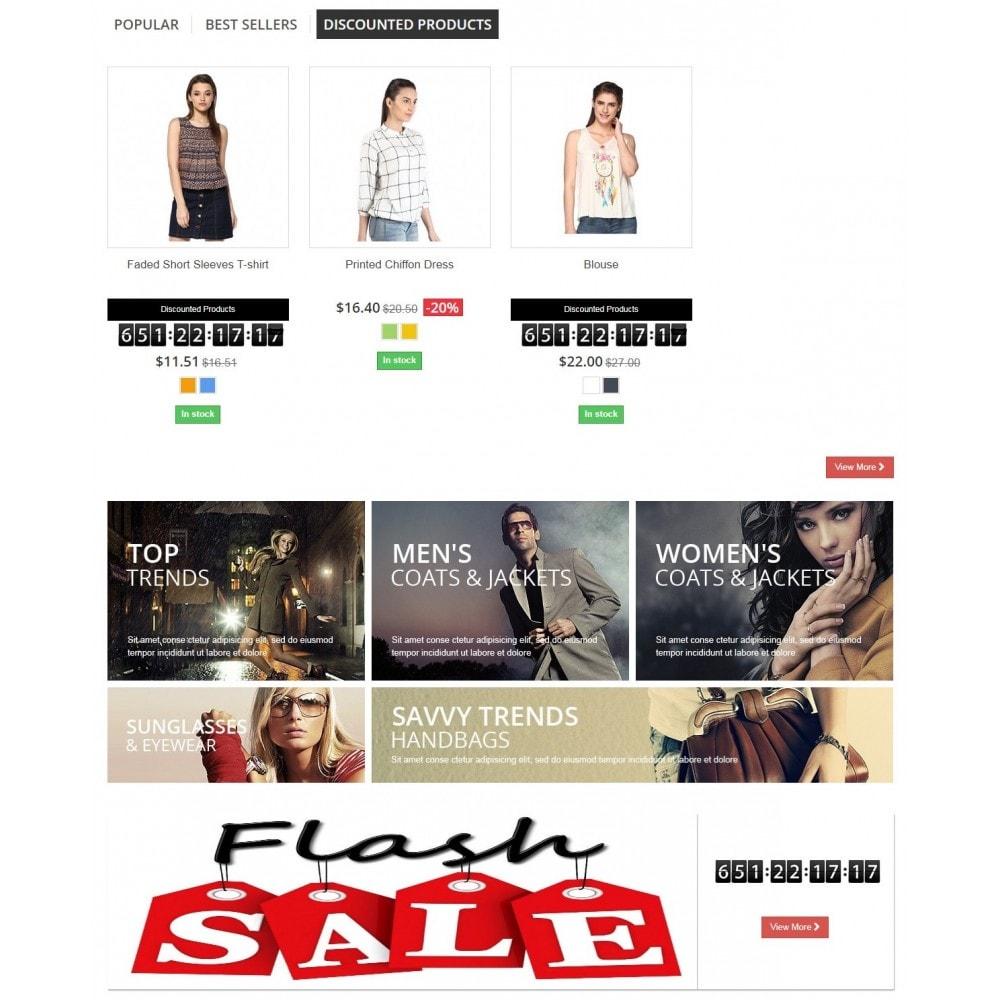 module - Закрытых и рекламных распродаж - Knowband - Flash Sale Countdown Timer - 3