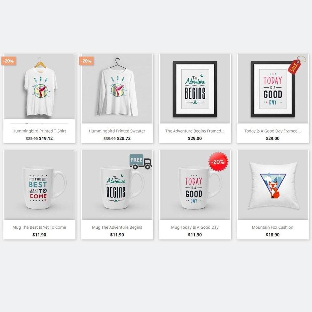 module - Etiquetas y Logos - Promotional Stickers - 11