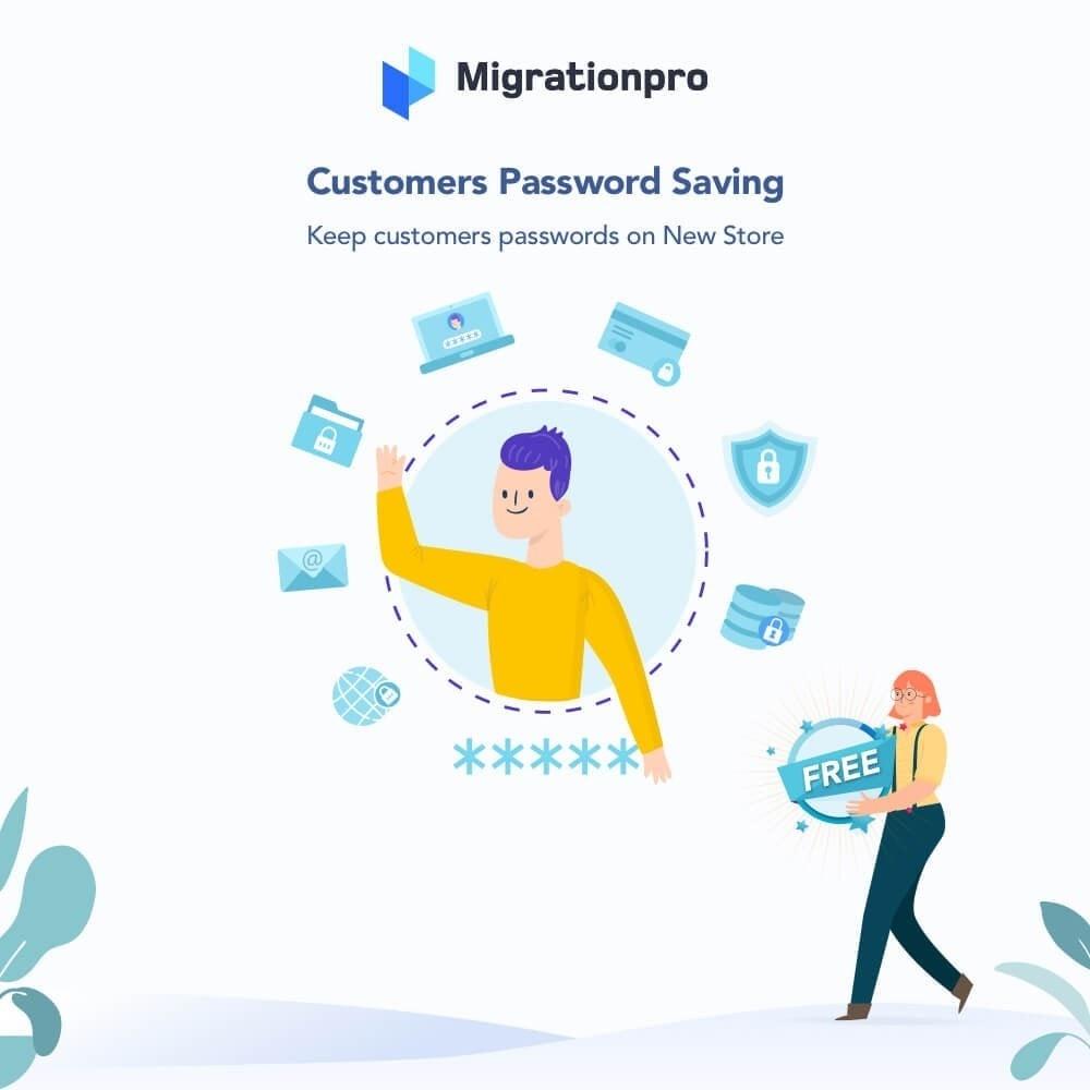 module - Migración y Copias de seguridad - MigrationPro: osCommerce to PrestaShop Migration Tool - 4