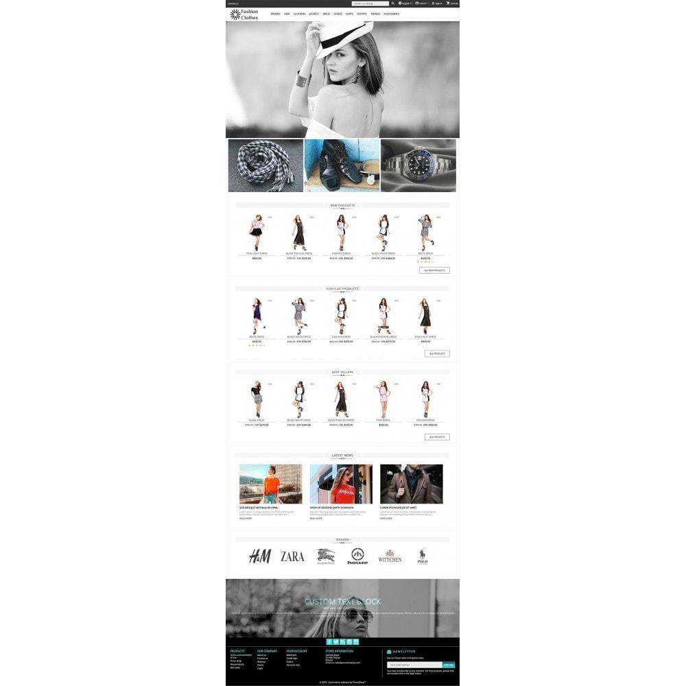 theme - Moda & Obuwie - Fashion Store - 3