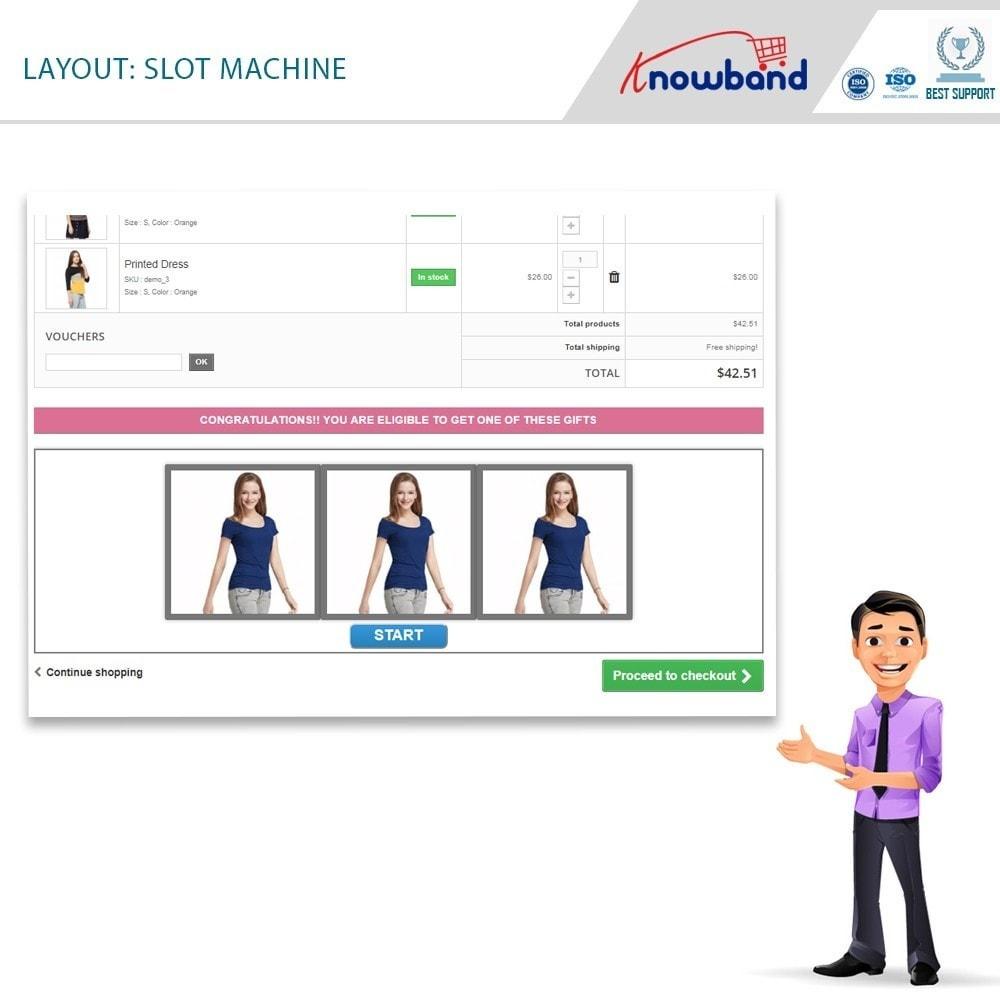 module - Promozioni & Regali - Knowband - Gift the product - 2