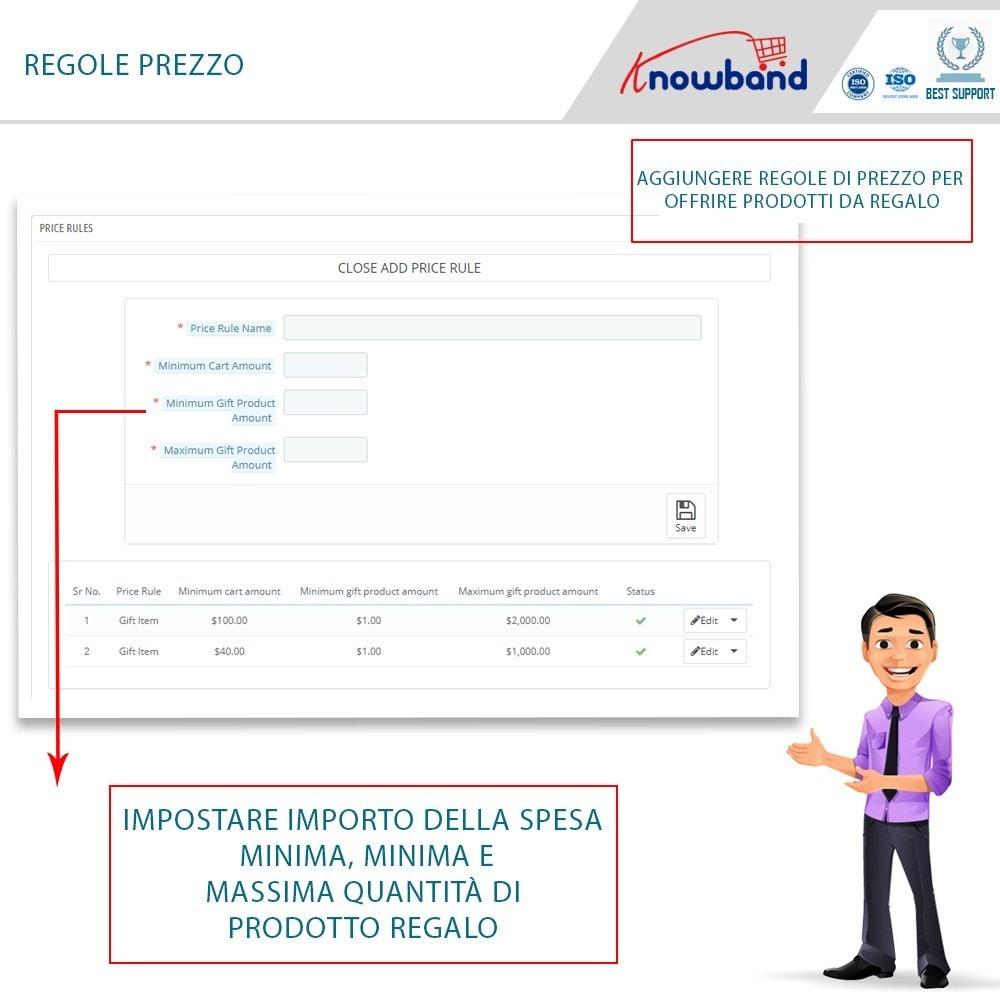 module - Promozioni & Regali - Knowband - Gift the product - 4