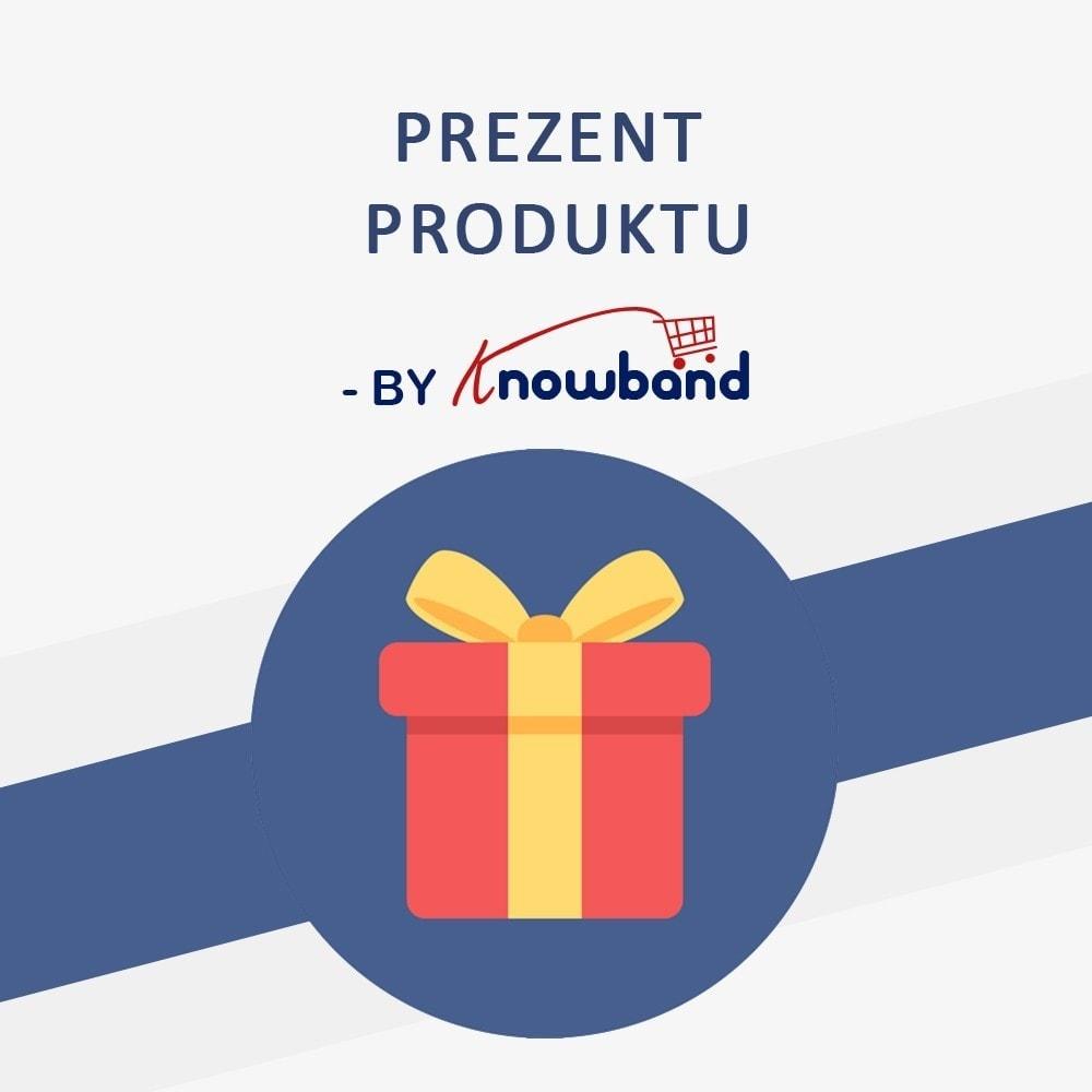 module - Promocje & Prezenty - Knowband - Gift the product - 1