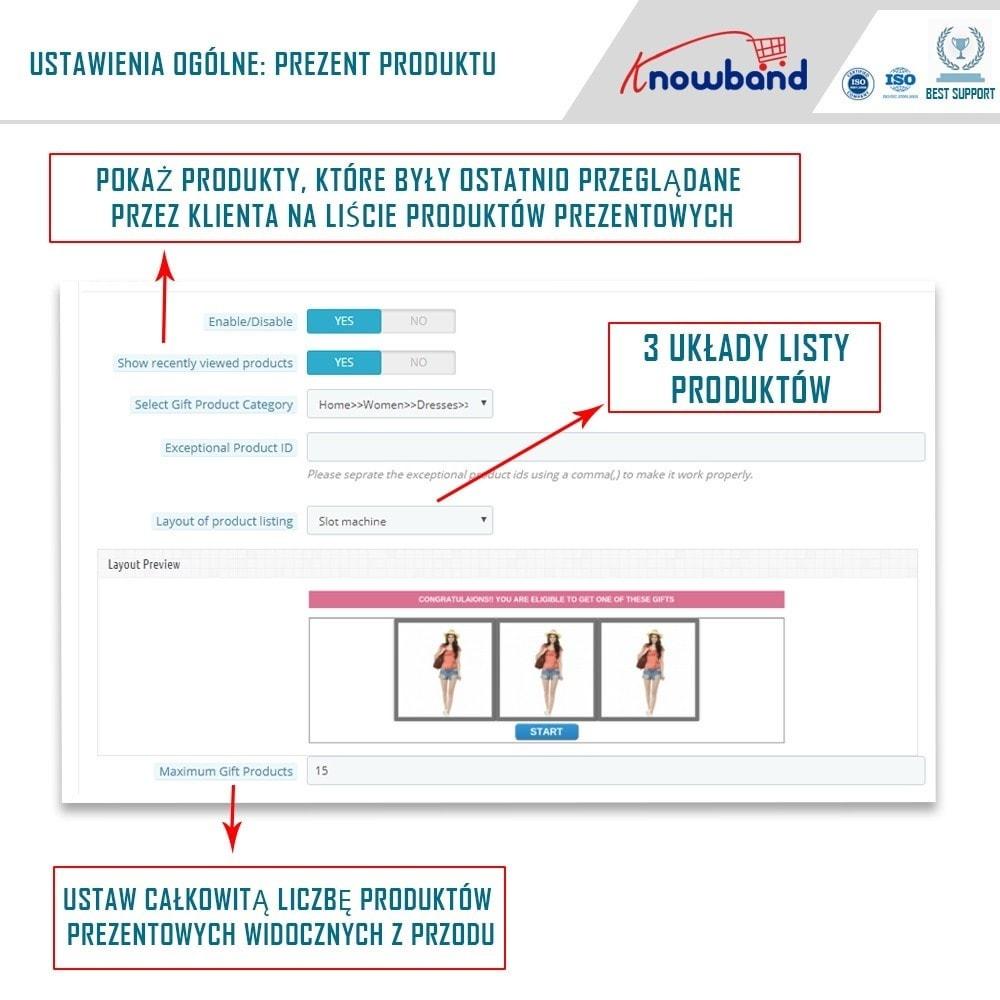 module - Promocje & Prezenty - Knowband - Gift the product - 5
