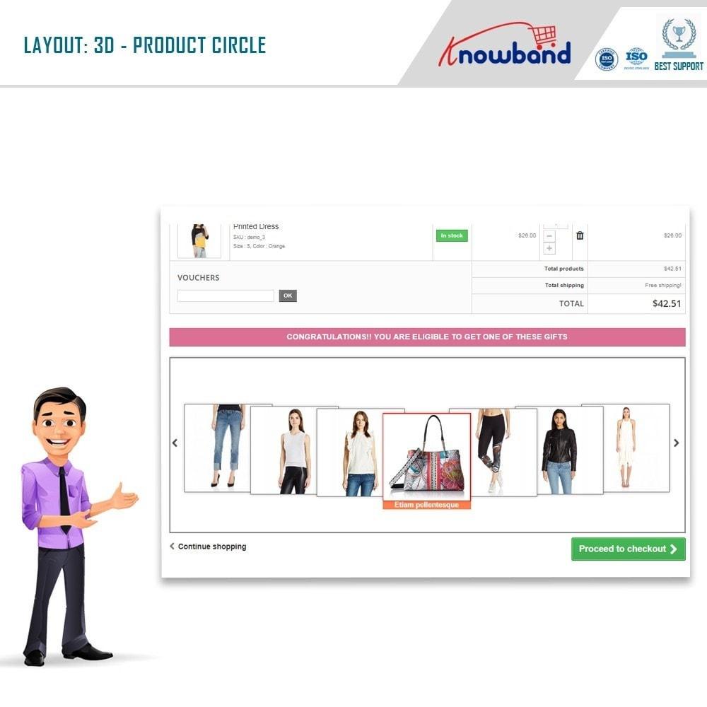 module - Promoções & Brindes - Knowband - Gift the product - 2