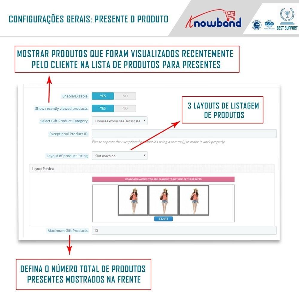 module - Promoções & Brindes - Knowband - Gift the product - 4
