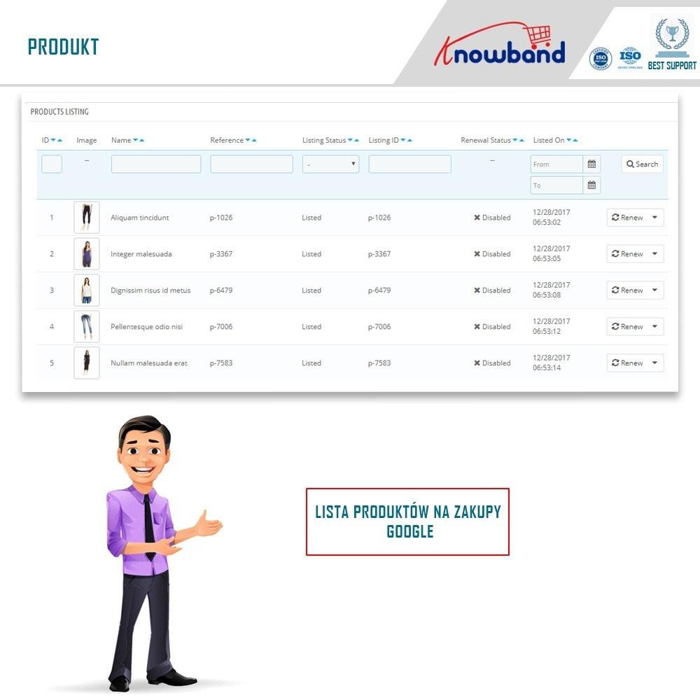 module - Porównywarki cen - Google Shopping (Google Merchant Centre) - 4