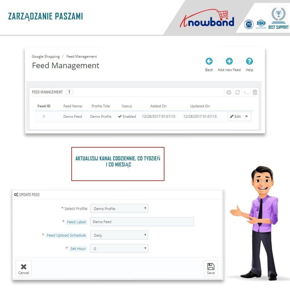 module - Porównywarki cen - Google Shopping (Google Merchant Centre) - 5
