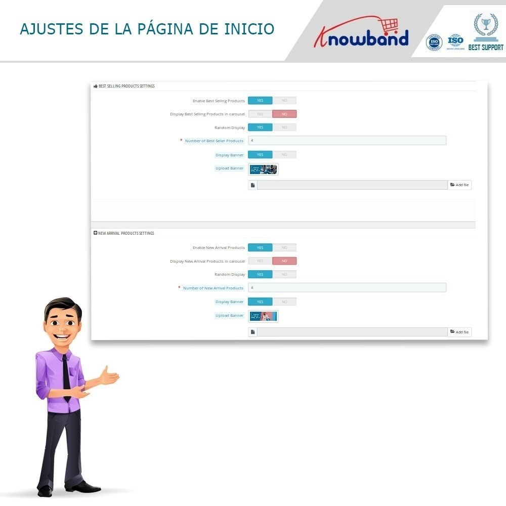 module - Dispositivos móviles - Knowband - Accelerated Mobile Pages (AMP) - 3