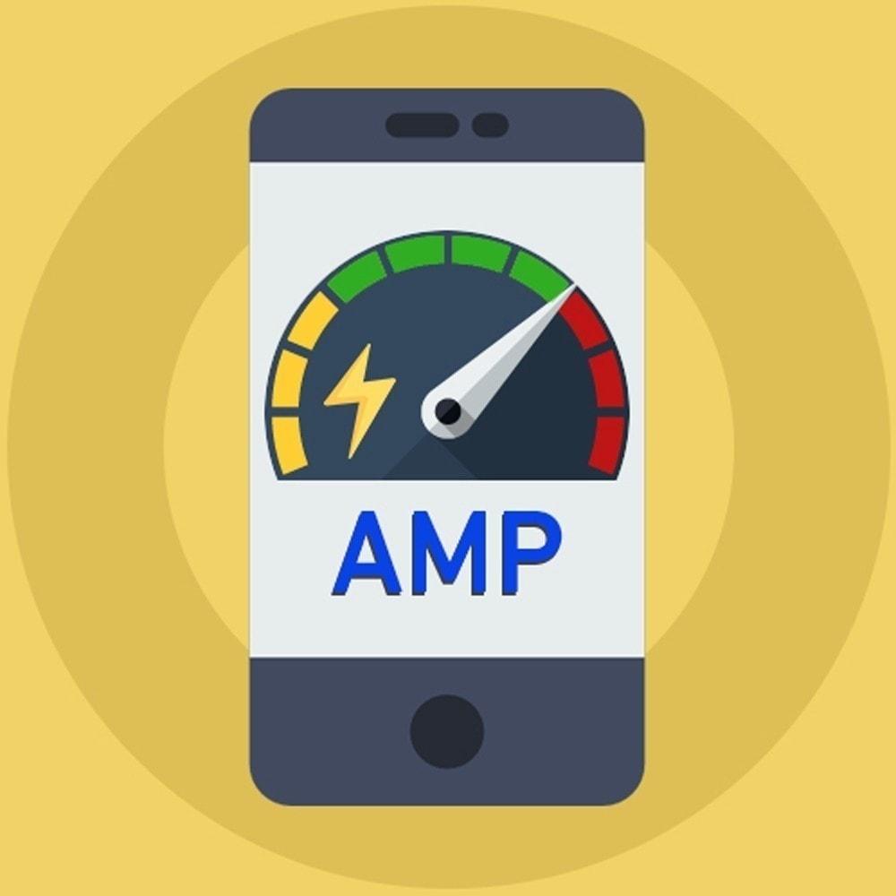 module - Мобильный телефон - Knowband - Accelerated Mobile Pages (AMP) - 1