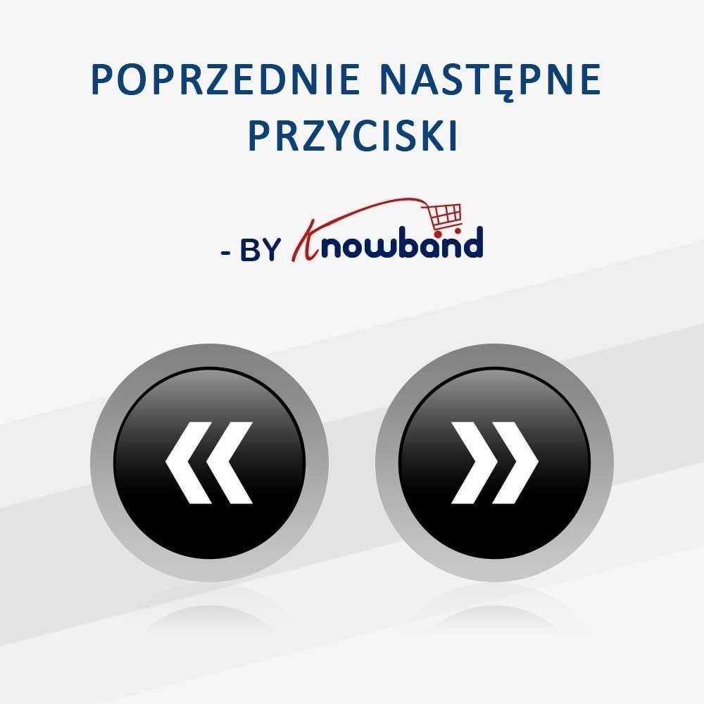 module - Narzędzia nawigacji - Previous Next buttons on product page - 1