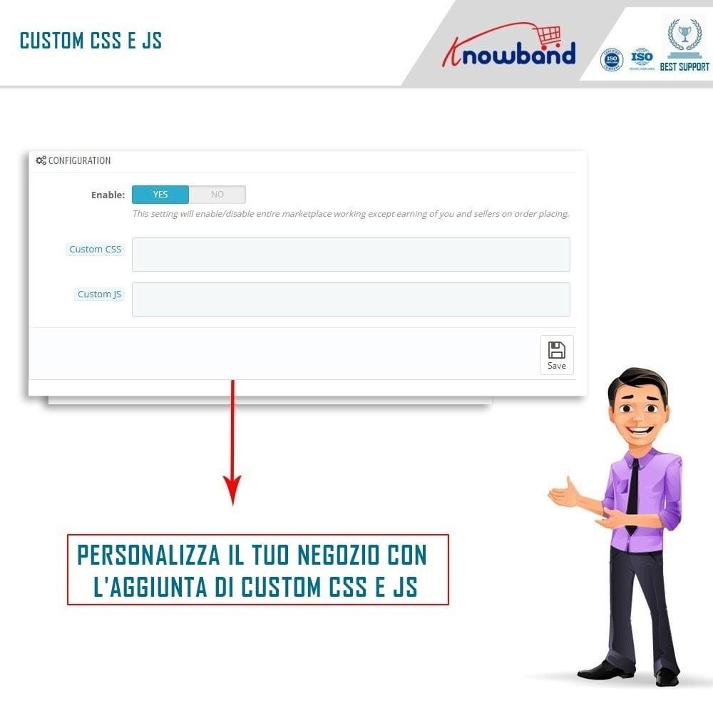 module - Creazione Marketplace - Knowband - Multi Vendor Marketplace - 5