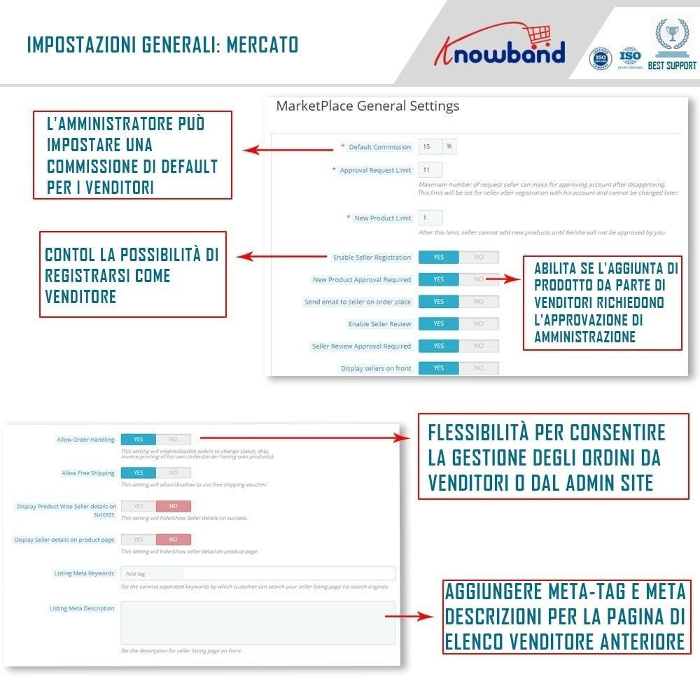 module - Creazione Marketplace - Knowband - Multi Vendor Marketplace - 6