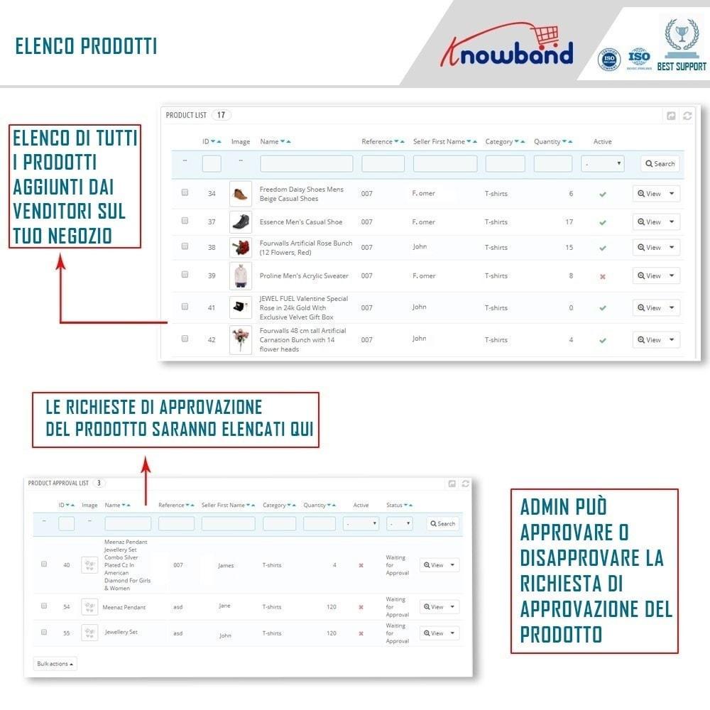 module - Creazione Marketplace - Knowband - Multi Vendor Marketplace - 8