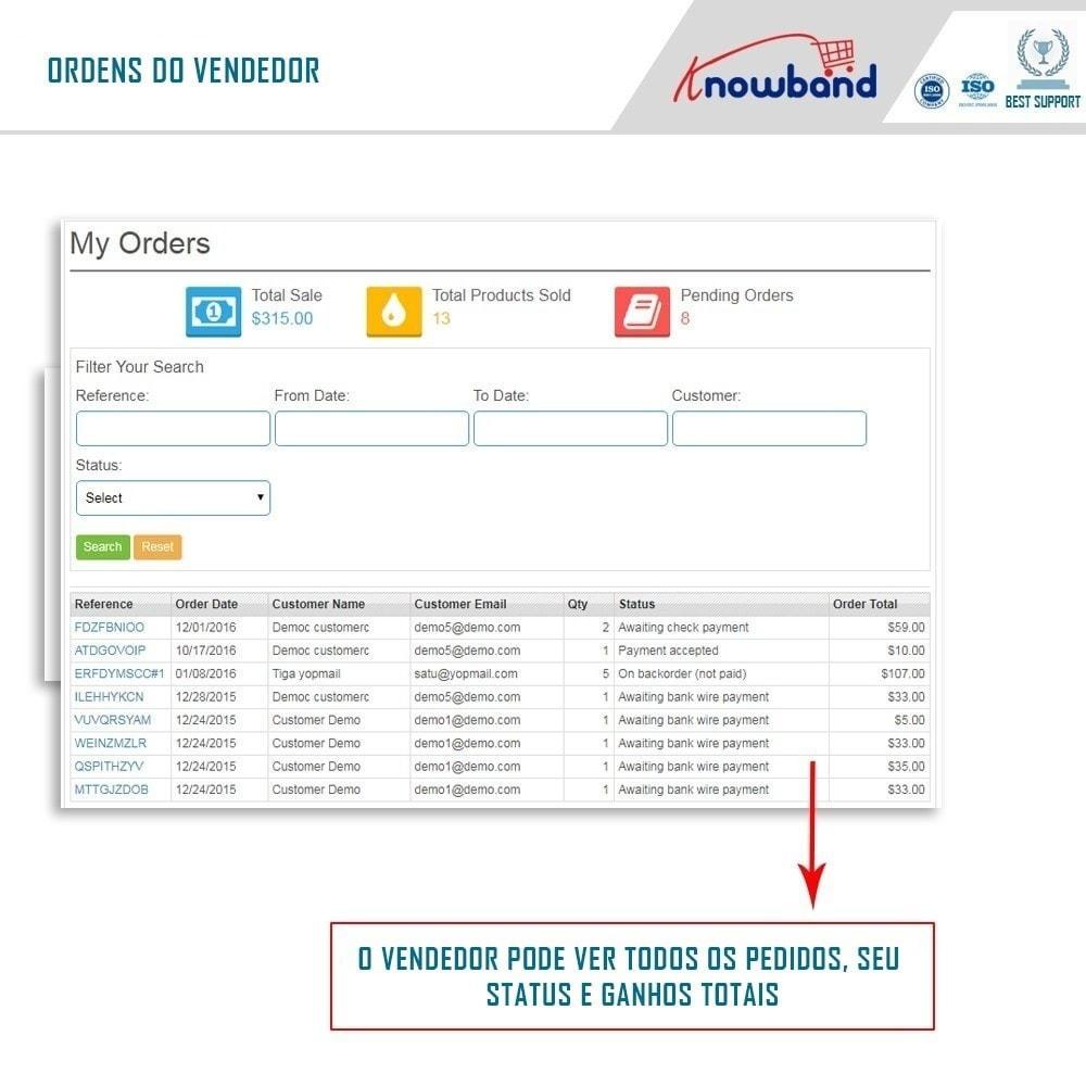 module - Criação de Marketplace - Knowband - Multi Vendor Marketplace - 3
