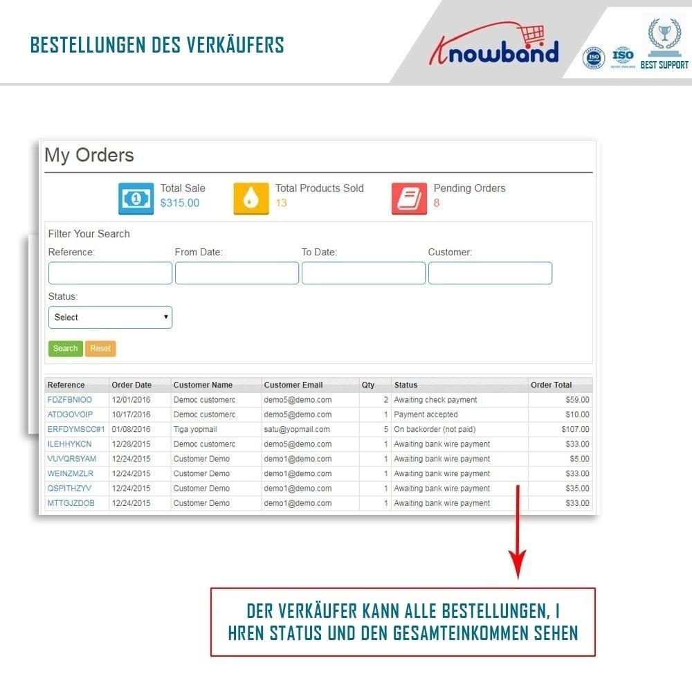module - Marketplace Erstellen - Knowband - Multi Vendor Marketplace - 3