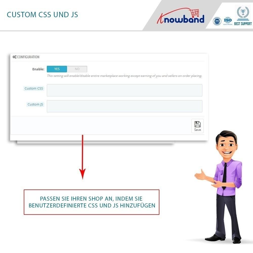 module - Marketplace Erstellen - Knowband - Multi Vendor Marketplace - 5