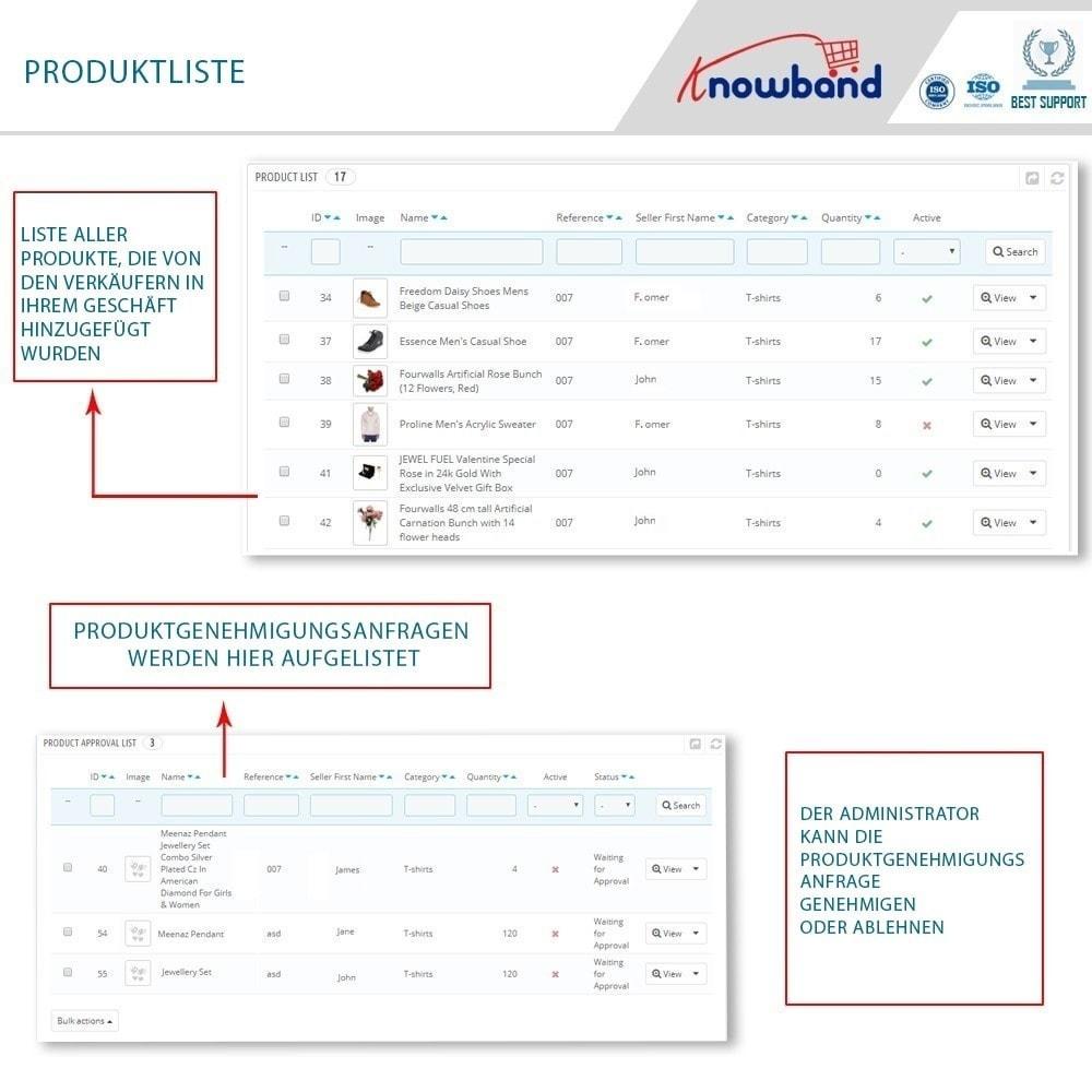 module - Marketplace Erstellen - Knowband - Multi Vendor Marketplace - 8