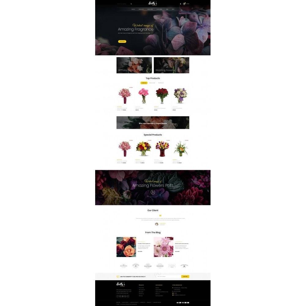 theme - Cadeaus, Bloemen & Gelegenheden - DollysBouquet - Flowers Store - 2