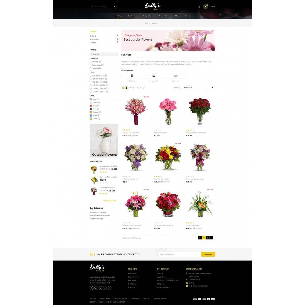theme - Cadeaus, Bloemen & Gelegenheden - DollysBouquet - Flowers Store - 3