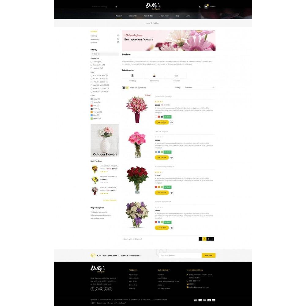theme - Cadeaus, Bloemen & Gelegenheden - DollysBouquet - Flowers Store - 4