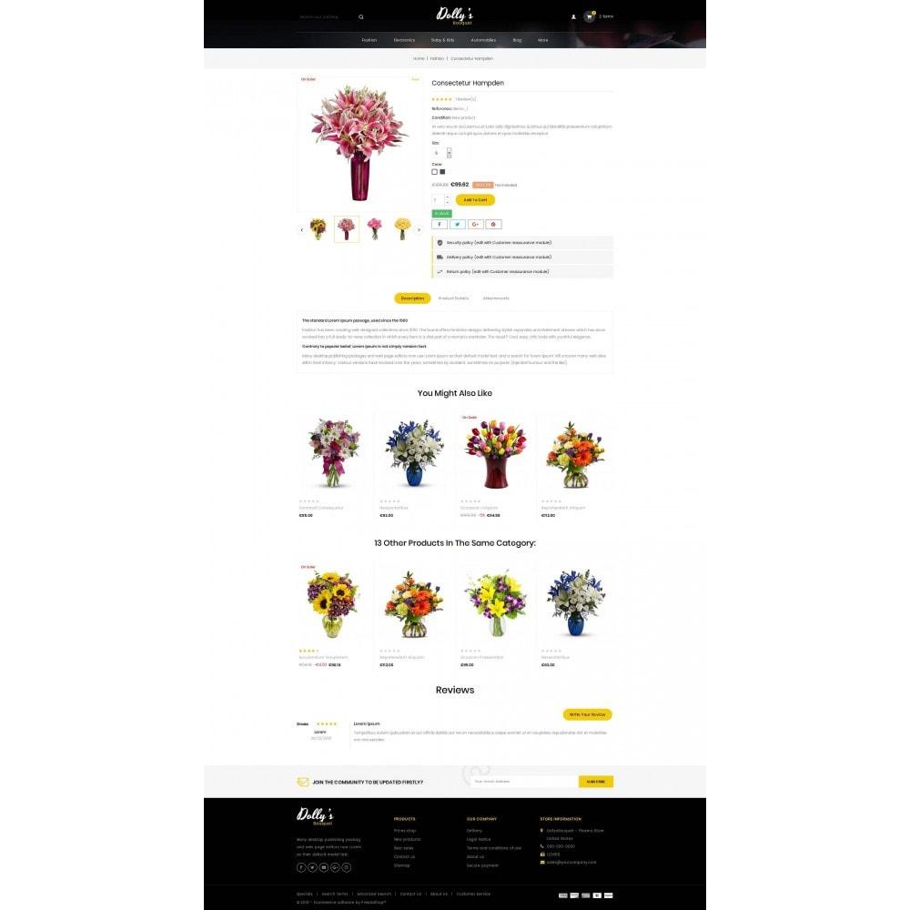 theme - Cadeaus, Bloemen & Gelegenheden - DollysBouquet - Flowers Store - 5