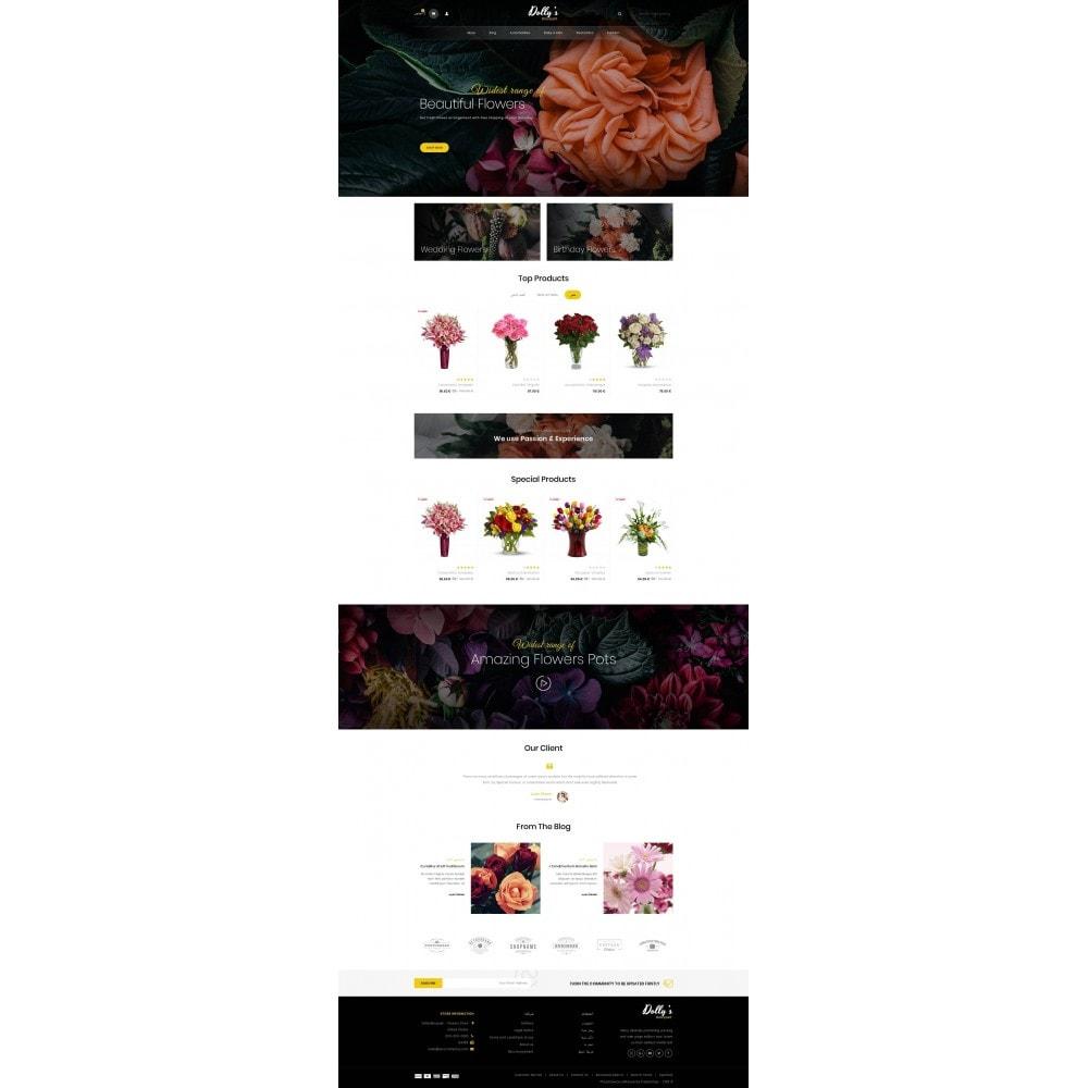 theme - Cadeaus, Bloemen & Gelegenheden - DollysBouquet - Flowers Store - 10