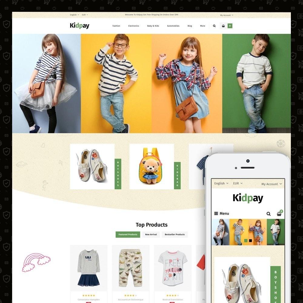 theme - Kids & Toys - Kidpay - Kids Store - 1