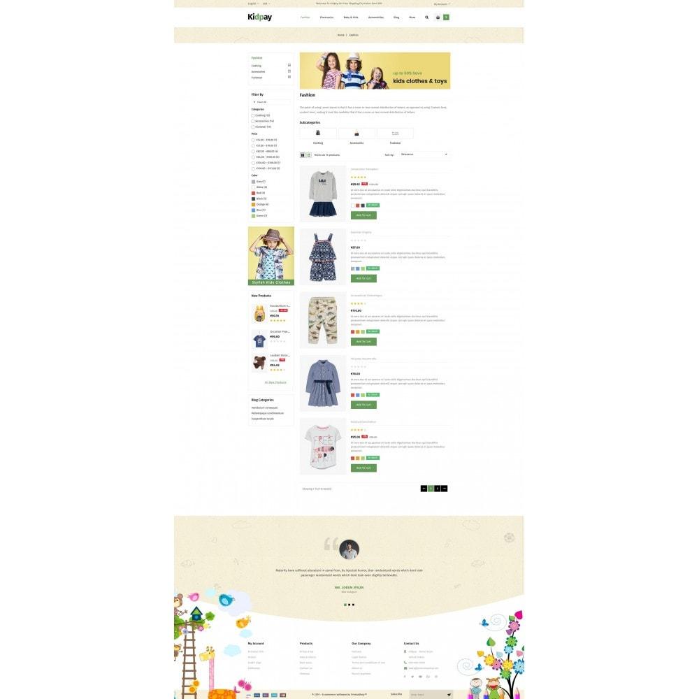 theme - Kids & Toys - Kidpay - Kids Store - 4