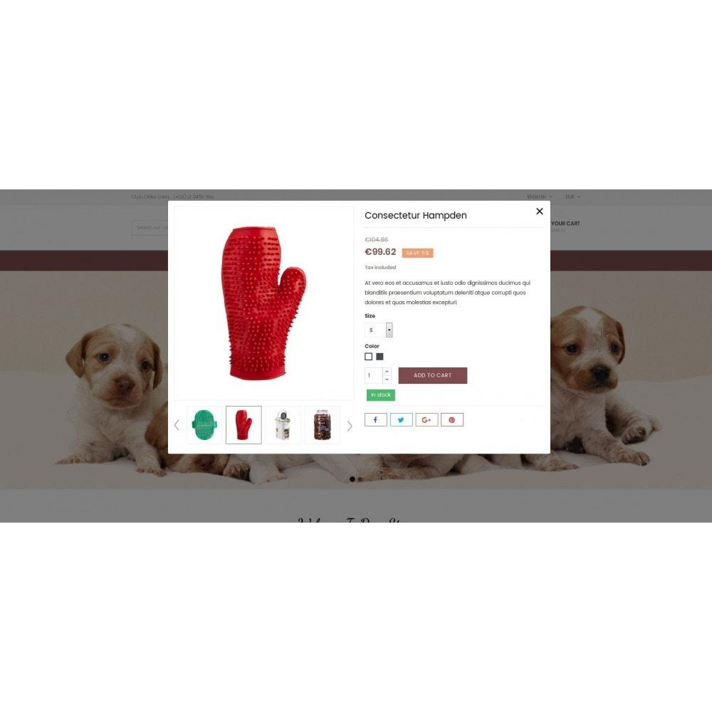 theme - Животные и домашние питомцы - Dog Store - Pet Food Store - 6