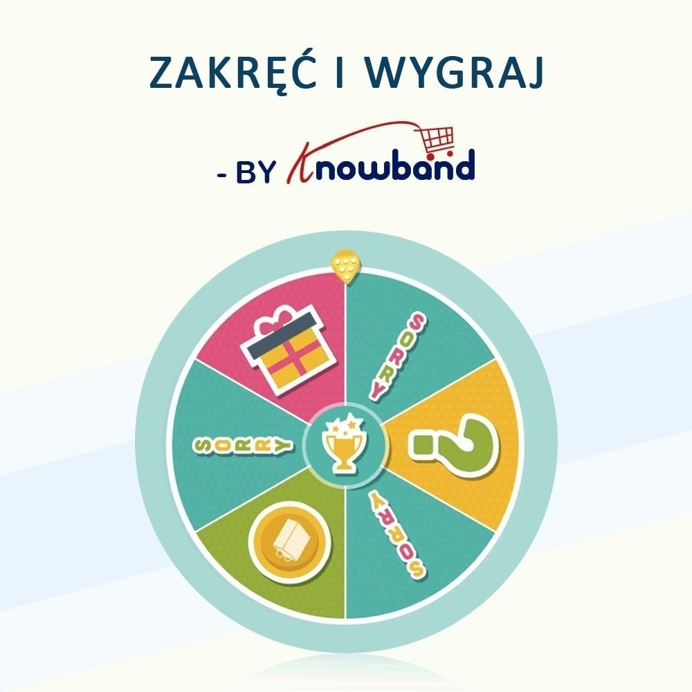 module - Promocje & Prezenty - Knowband-Entry,Exit and Subscription Popup-Spin and Win - 1