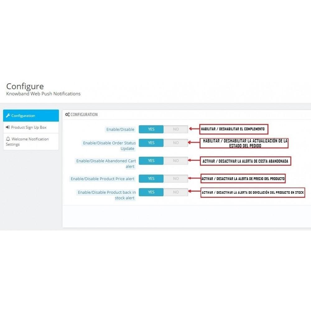 module - Promociones y Regalos - Web Push Notification - 6