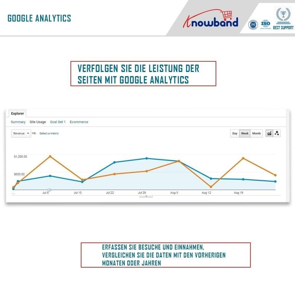 module - Produkte in Facebook & sozialen Netzwerken - Social Shop Integrator - 5