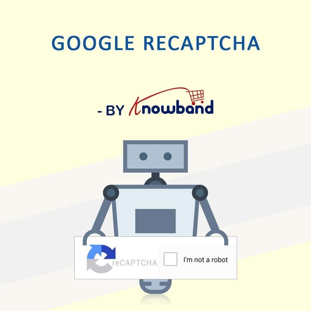 module - Безопасности и доступа - Google reCaptcha - 1