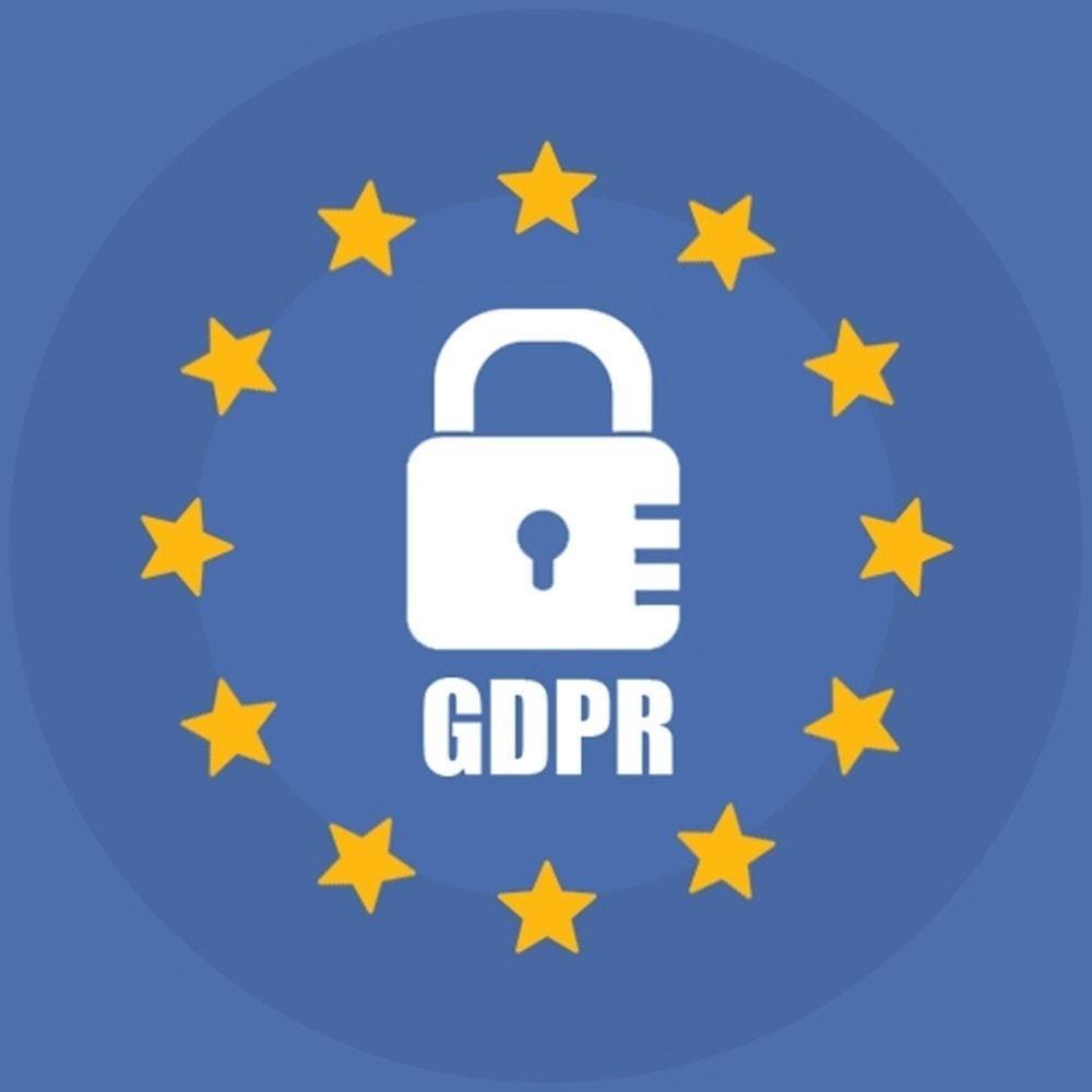module - Marco Legal (Ley Europea) - Knowband - RGPD - Derechos de los Individuos - 1
