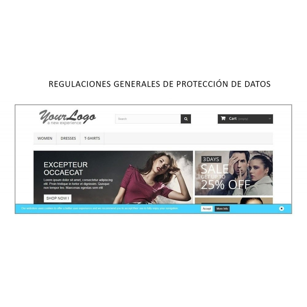 module - Marco Legal (Ley Europea) - Knowband - RGPD - Derechos de los Individuos - 2