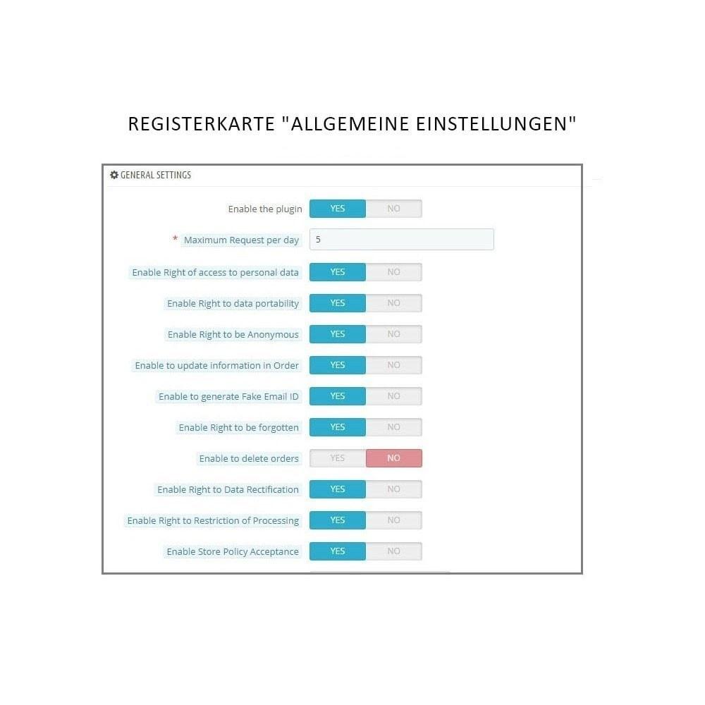 module - Rechtssicherheit - Knowband - GDPR - Rights of Individuals - 6