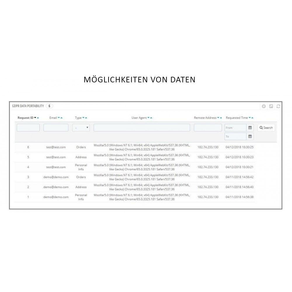 module - Rechtssicherheit - Knowband - GDPR - Rights of Individuals - 7