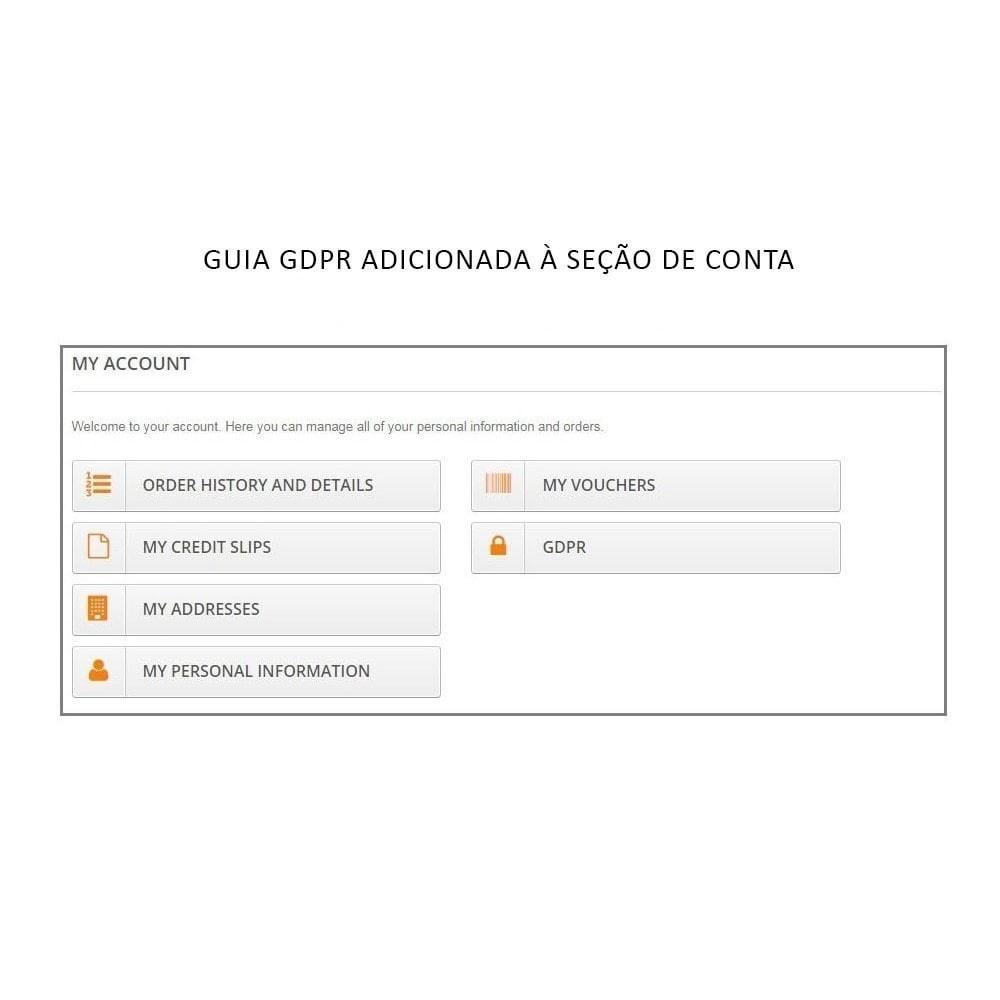 module - Jurídico - Knowband - GDPR - Rights of Individuals - 3