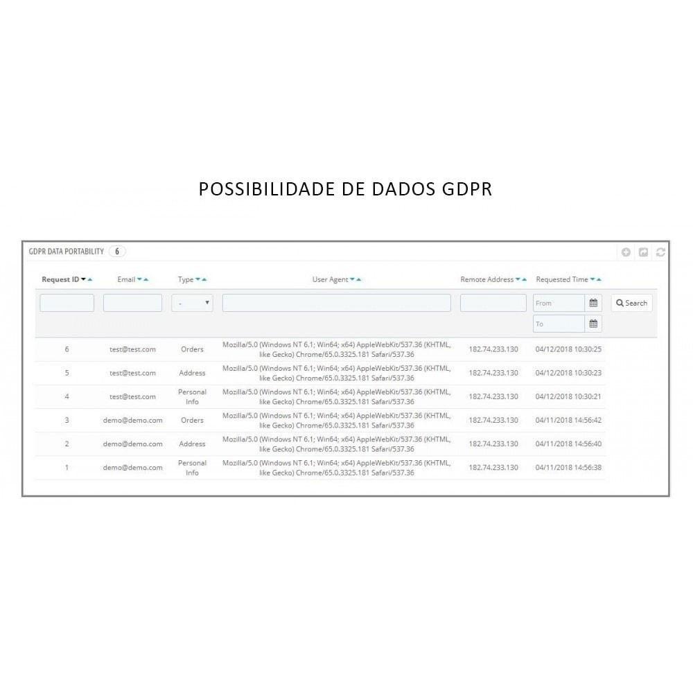 module - Jurídico - Knowband - GDPR - Rights of Individuals - 8