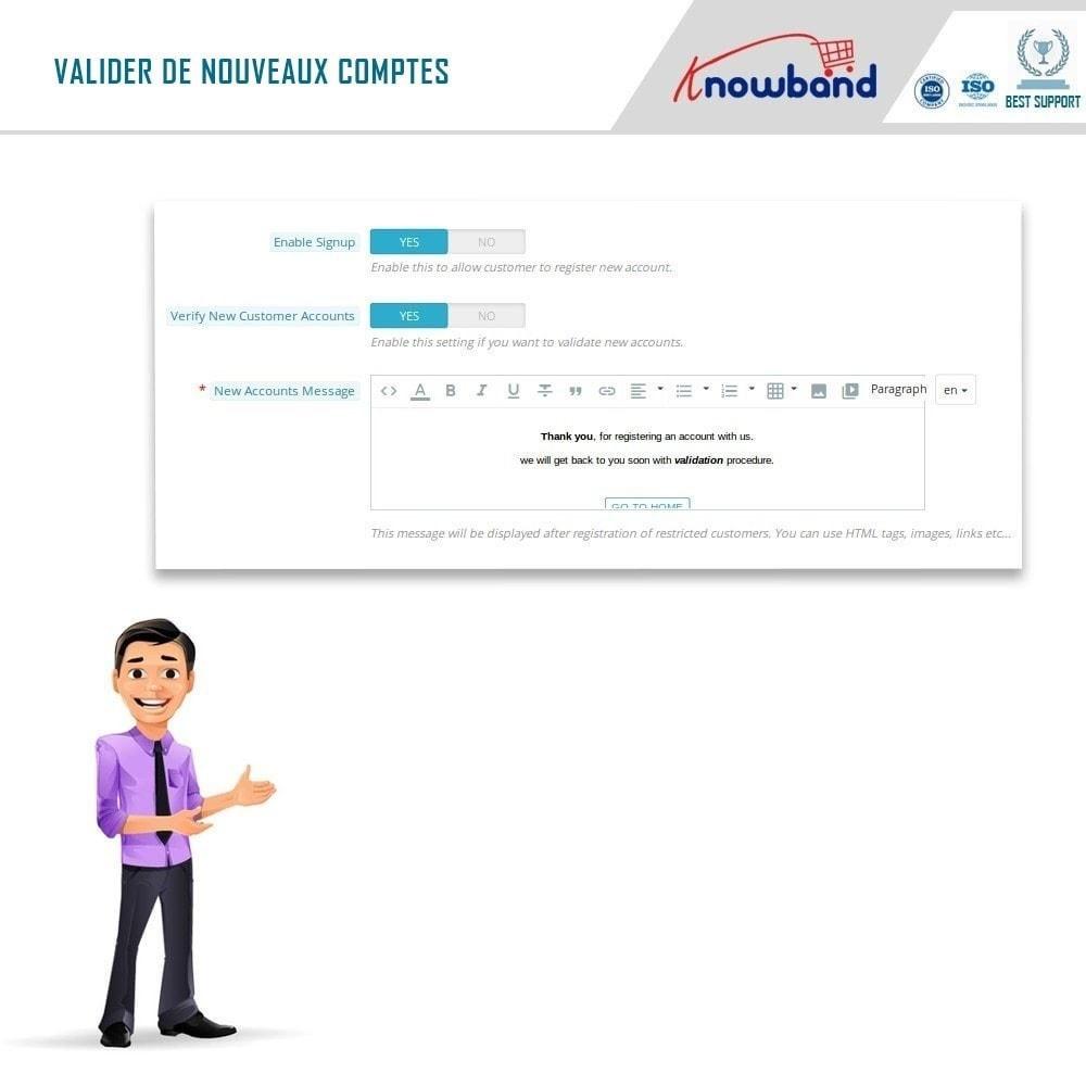 module - Ventes Flash & Ventes Privées - Knowband - Boutique privée - 6