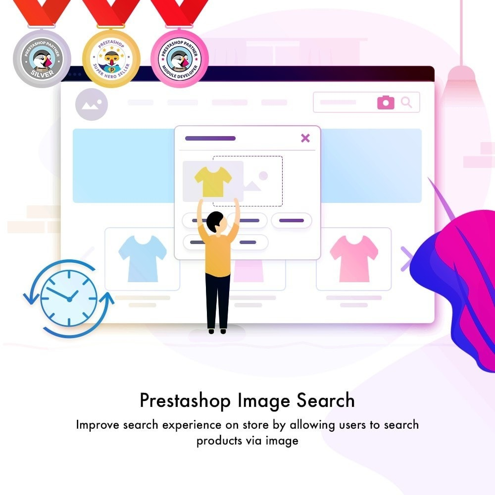 module - Поиск и фильтры - Search With Image | Advanced Product Search - 1
