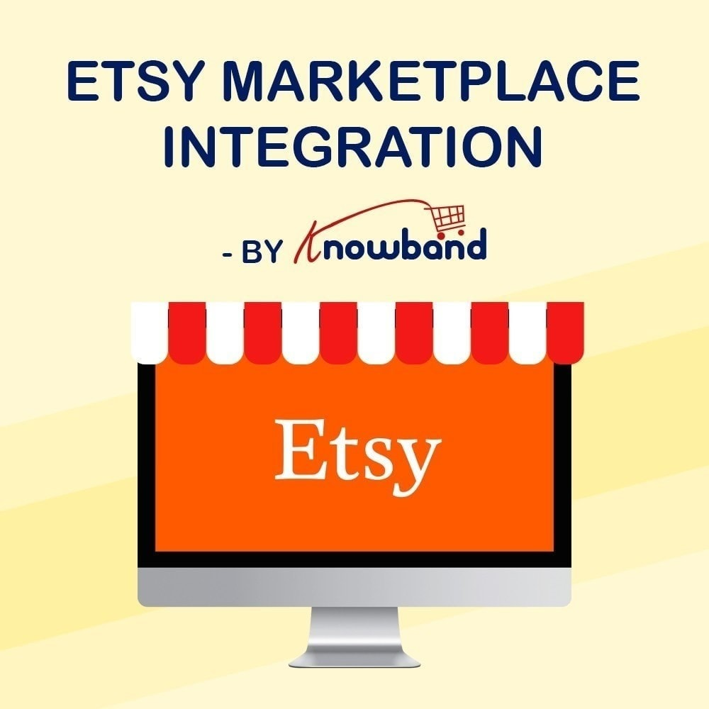 module - Platforma handlowa (marketplace) - Etsy Marketplace Integration - 1