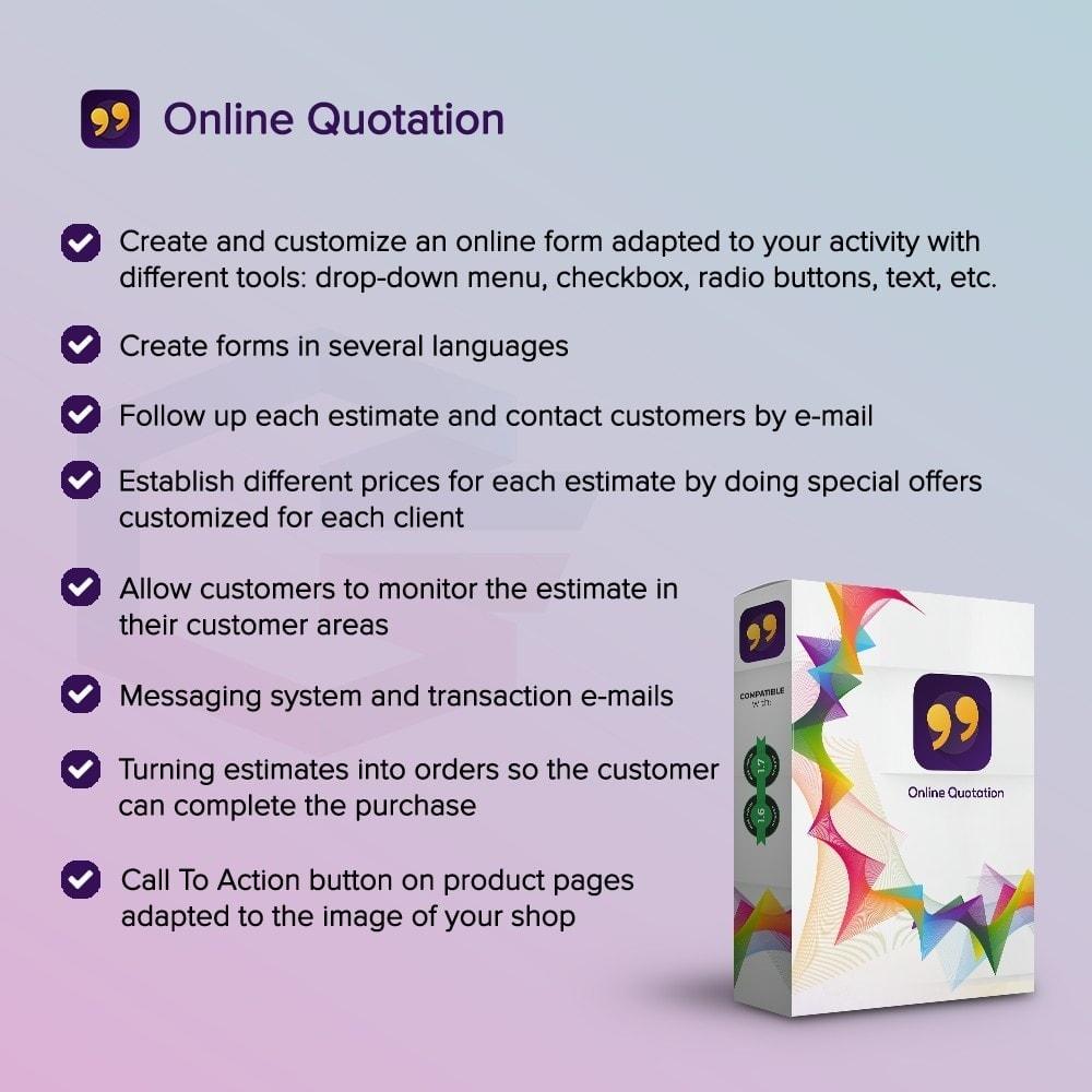 module - Wyceny - Online Quotation - 1