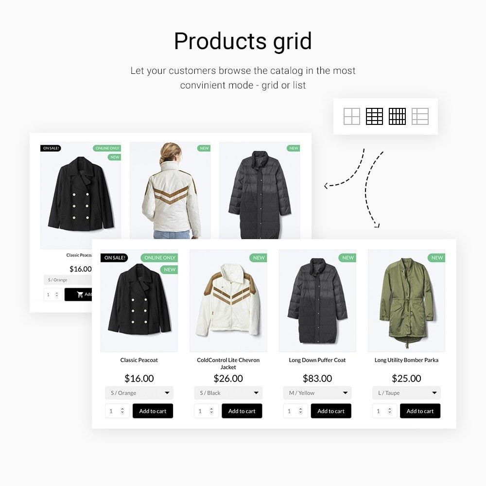 theme - Mode & Schuhe - Verdana Fashion Store - 10