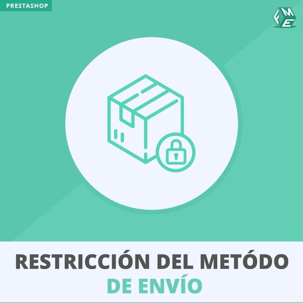 module - Envío y Logística - Restrict Shipping Methods - 1