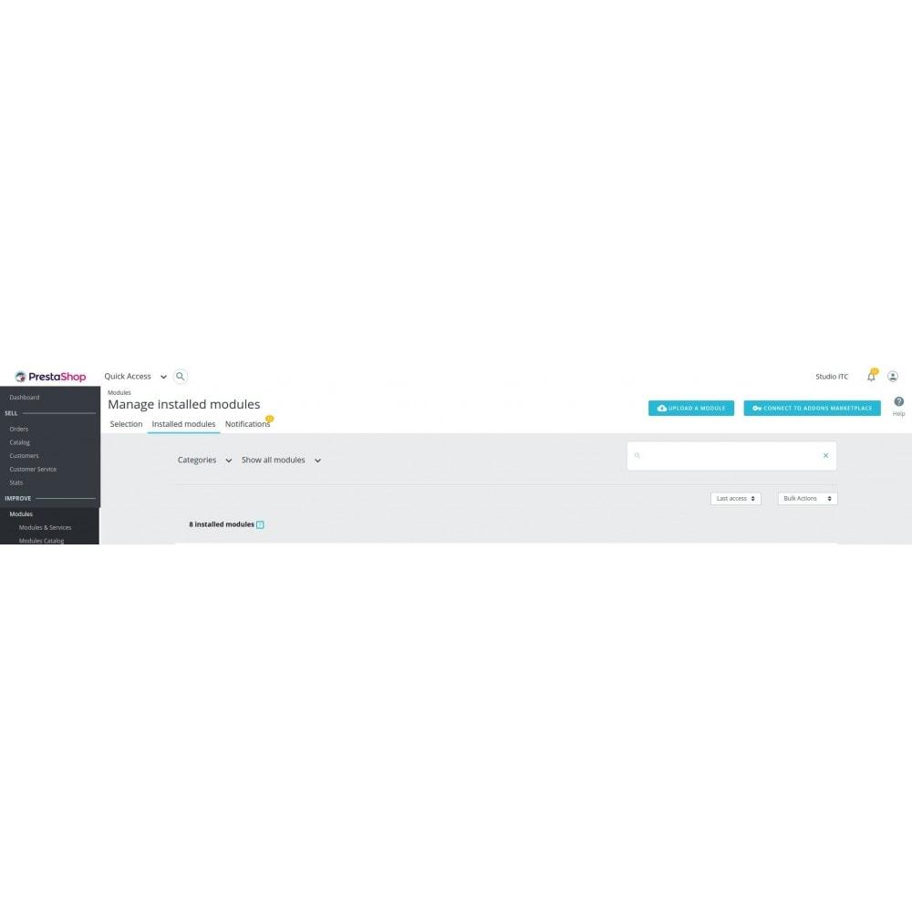 module - Pago mediante Factura - ITC Electronic Invoice XML - 1