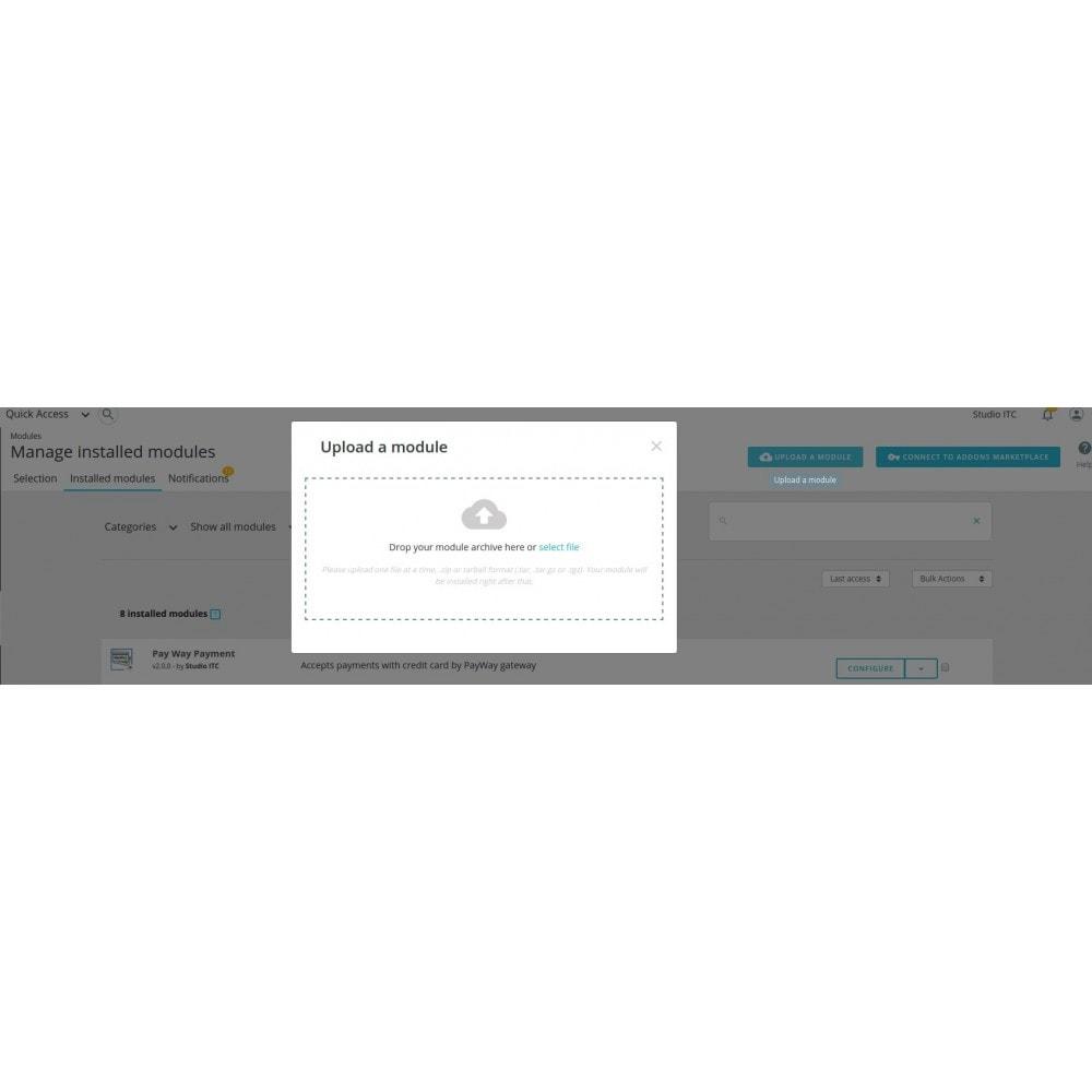 module - Pago mediante Factura - ITC Electronic Invoice XML - 2