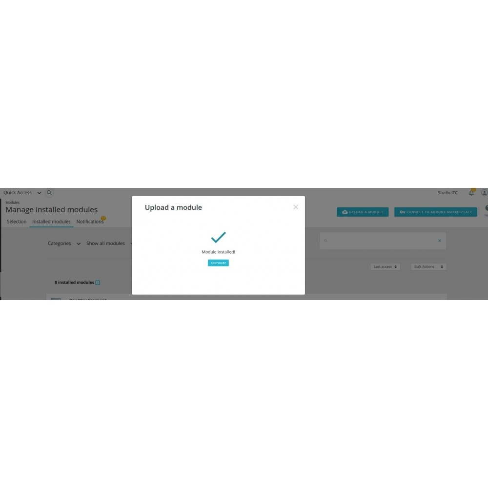 module - Pago mediante Factura - ITC Electronic Invoice XML - 3